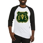 US Cattle Service Baseball Jersey