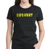 Giovanny Faded (Gold) Tee