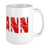 Shyann Faded (Red) Mug