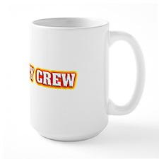 Large Mug-SAFETY CREW