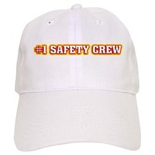 Baseball Cap-SAFETY CREW