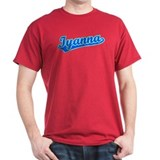 Retro Iyanna (Blue) T-Shirt