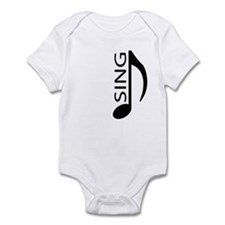 Singers SING Infant Bodysuit