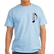 Singers SING T-Shirt