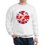 BRITISH DRAGON ANABOLICS Sweatshirt