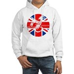 BRITISH DRAGON ANABOLICS Hooded Sweatshirt
