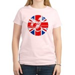 BRITISH DRAGON ANABOLICS Women's Light T-Shirt