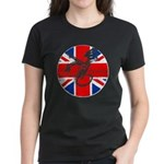 BRITISH DRAGON ANABOLICS Women's Dark T-Shirt