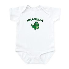 Nolanzilla Infant Bodysuit