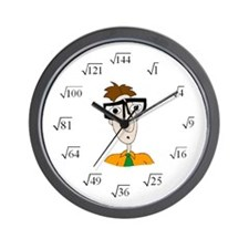 Perfect Square Wall Clock