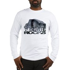 Yosemite Rocks T-Shirt Long Sleeve T-Shirt