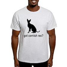 Got Cornish Rex? T-Shirt