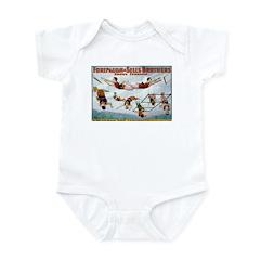 Trapeze Artists Infant Bodysuit