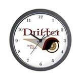 Drifter Wall Clock #2