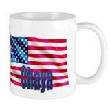 Chaya Personalized USA Gift Mug