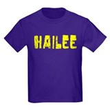 Hailee Faded (Gold) T