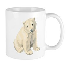 Endangered Polar Bear Mug