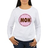 Polka Dot Maid of Honor T-Shirt