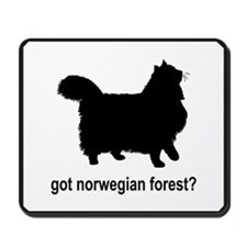 Got Norwegian? Mousepad