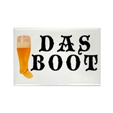 Das Boot Rectangle Magnet (10 pack)