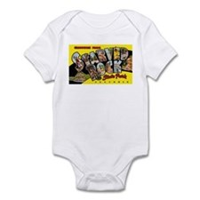 Starved Rock Park Illinois Infant Bodysuit
