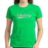 Vintage Edinburg (Pink) Tee
