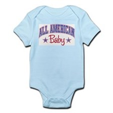 ALL AMERICAN BABY Infant Bodysuit