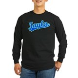 Retro Jayla (Blue) T
