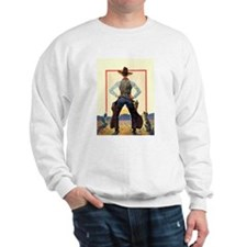 Morning Cowboy Sweatshirt
