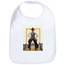Morning Cowboy Bib