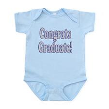 Congrats Graduate! Infant Bodysuit