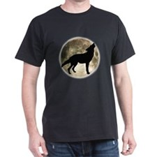 Coyote Howl Moon T-Shirt