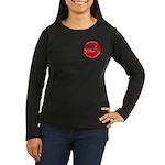 Infringement Women's Long Sleeve Dark T-Shirt