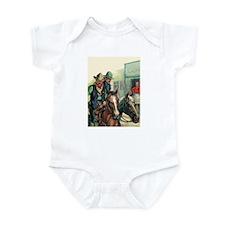 Cowboys In Town Infant Bodysuit