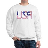 USA Letters Sweatshirt