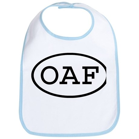 OAF Oval Bib