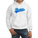 Retro Reno (Blue) Jumper Hoody