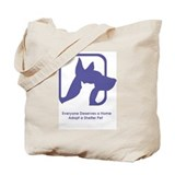 Shelter Pets Tote Bag