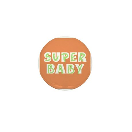 Super Baby Mini Button