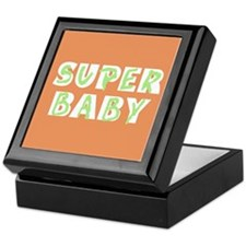 Super Baby Keepsake Box