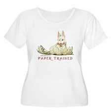 Scottish Terrier Trained Dog T-Shirt