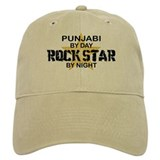 Punjabi Rock Star by Night Cap