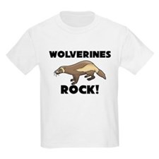 Wolverines Rock! T-Shirt