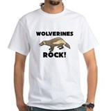 Wolverines Rock! Shirt