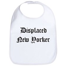 Displaced New Yorker Bib
