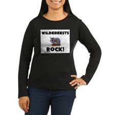 Wildebeests Rock! T-Shirt