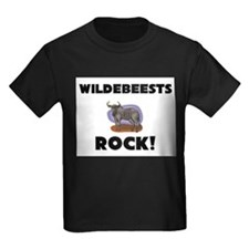 Wildebeests Rock! T