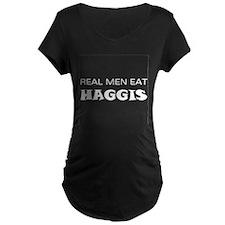 Real Men Eat Haggis T-Shirt