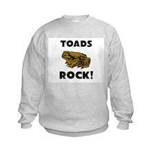 Toads Rock! Sweatshirt