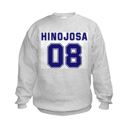 Hinojosa 08 Kids Sweatshirt